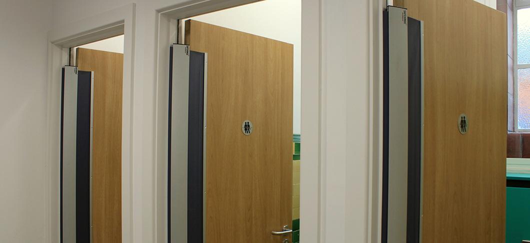 Safehinge Alumini Door Protection