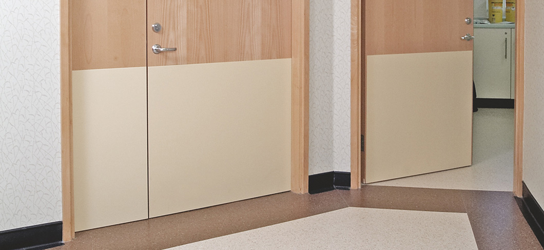 Kick Amp Push Plates Door Protection